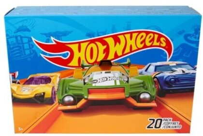 Hot Wheels - Hw 20 Pack