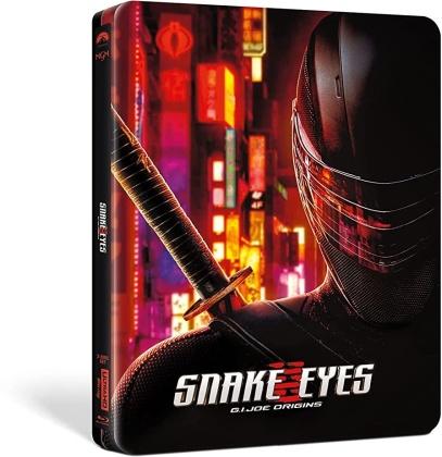 Snake Eyes - G.I. Joe Origins (2021) (Steelbook)