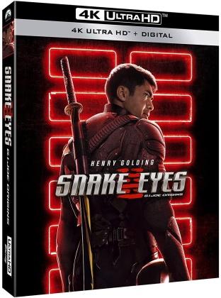 Snake Eyes - G.I. Joe Origins (2021)