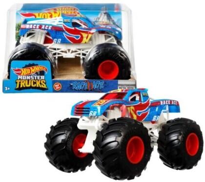 Hot Wheels Monster Truck - Hw Monster Truck 1:24 Race Ace