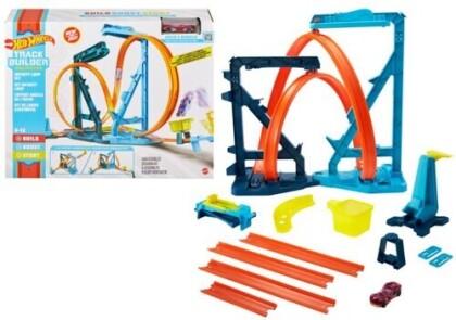 Hot Wheels - Hw Track Builder Unlimited Infinity Loop Playset