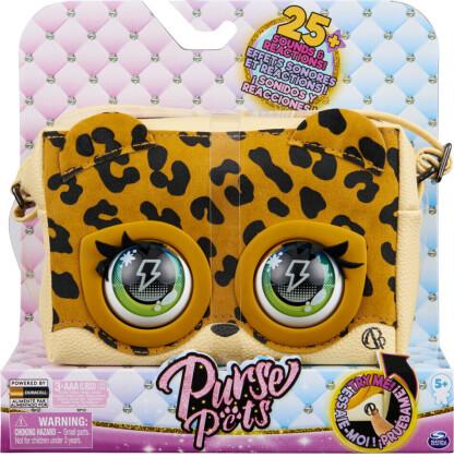 BAG Purse Pets - Leopard
