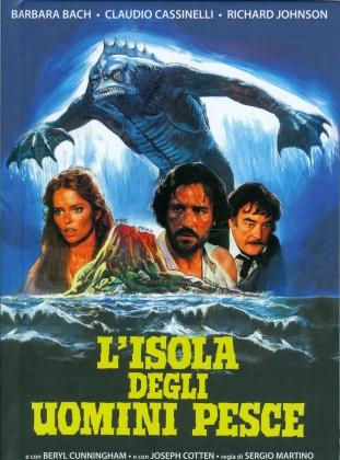 L'isola degli uomini pesce - Insel der neuen Monster (1979) (Cover B, Limited Edition, Mediabook)
