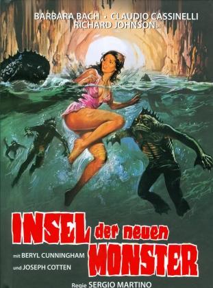 Insel der neuen Monster (1979) (Cover E, Limited Edition, Mediabook)