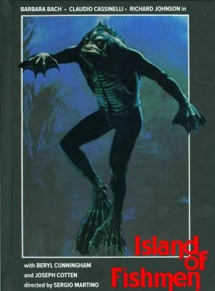 Island of Fishmen - Insel der neuen Monster (1979) (Cover D, Limited Edition, Mediabook)