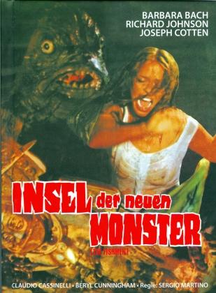 Insel der neuen Monster (1979) (Cover A, Limited Edition, Mediabook)