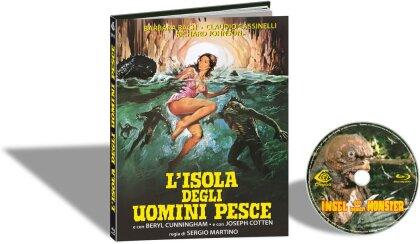 L'isola degli uomini pesce - Insel der neuen Monster (1979) (Cover C, Limited Edition, Mediabook)