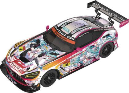 Good Smile Company - Hatsune Miku Gt Project 1/64 Mini Car Amg 2021 Sup
