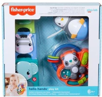 Fisher-Price Feinmotorik Geschenkset ab 6 M+ (D)