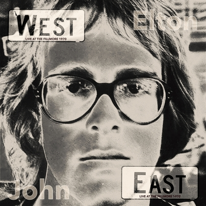 Elton John - From West To East - Live At The Fillmore 1970 (2 CDs)