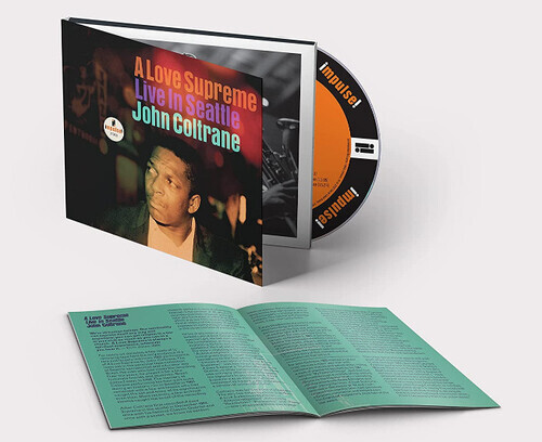 John Coltrane - Love Supreme: Live In Seattle