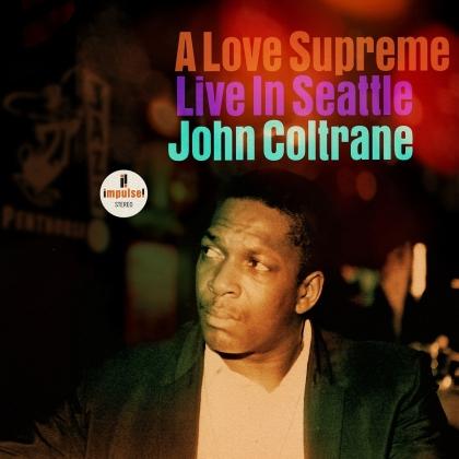 John Coltrane - Love Supreme: Live In Seattle (2 LPs)