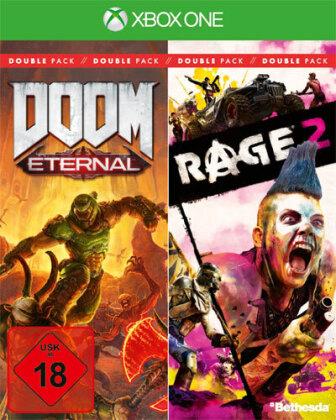 ID Software Action Pack Vol.2 - Doom Eternal + Rage 2