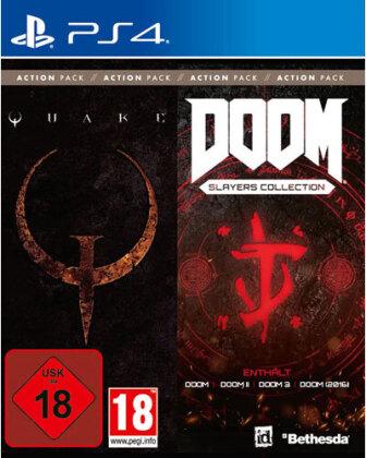 ID Software Action Pack Vol.1 - Doom Slayer + Quake