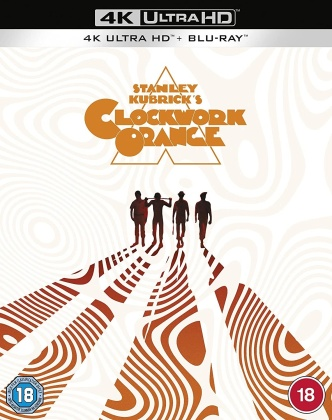 A Clockwork Orange (1971) (4K Ultra HD + Blu-ray)