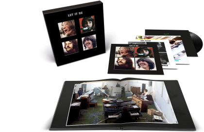 "The Beatles - Let It Be (2021 Reissue, Boxset, 4 LPs + 12"" Maxi)"