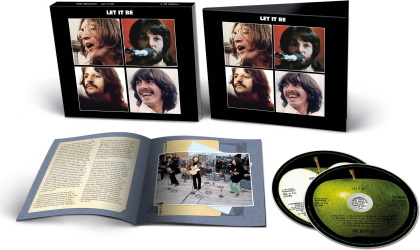 The Beatles - Let It Be (2021 Reissue, Deluxe Edition, 2 CDs)