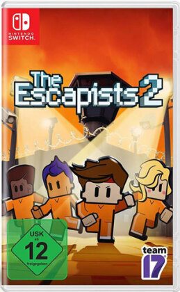 Escapists 2 - (Code in a Box)