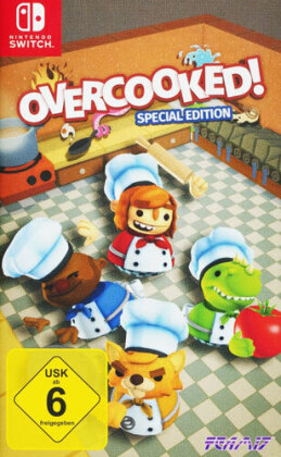 Overcooked - (Code in a Box) (Special Edition)