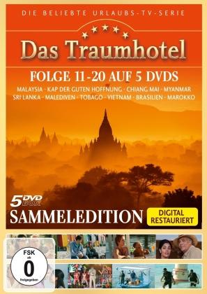 Das Traumhotel - Folge 11 - 20 (5 DVDs)