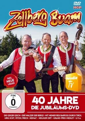 Zellberg Buam - 40 Jahre - Die Jubiläums-DVD