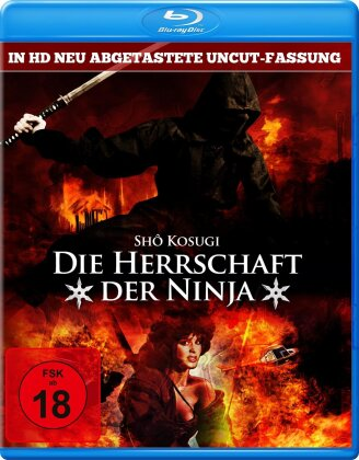Die Herrschaft der Ninja (1984) (Uncut)