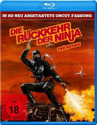 Die Rückkehr der Ninja (1983) (Uncut)