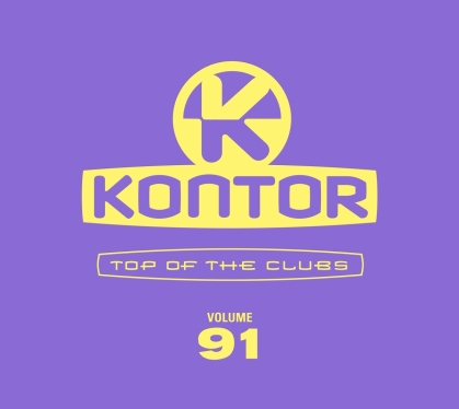 Kontor Top Of The Clubs Vol. 91