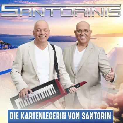 Santorinis - Die Kartenlegerin von Santorin