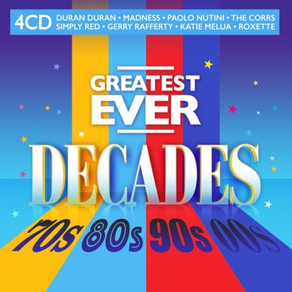 Greatest Ever Decades (4 CDs)