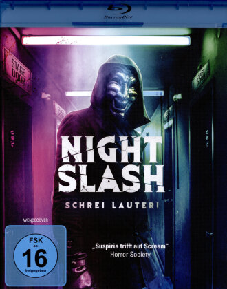 Night Slash - Schrei lauter! (2020)