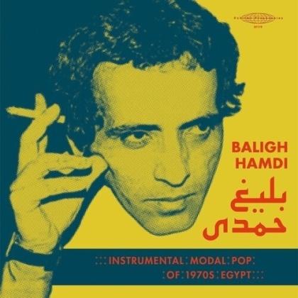 Baligh Hamdi - Modal Instrumental Pop Of 1970S Egypt (2 LPs)