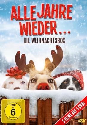 Alle Jahre wieder... - Die Weihnachtsbox (5 DVDs)