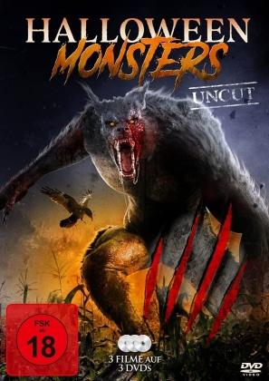 Halloween Monsters (Uncut, 3 DVD)