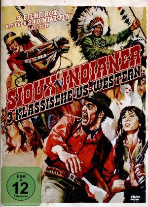Sioux Indianer - 3 Klassische US-Western