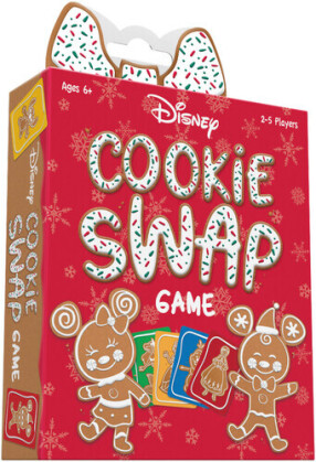 Funko Signature Games: - Disney Cookie Swap Card Game