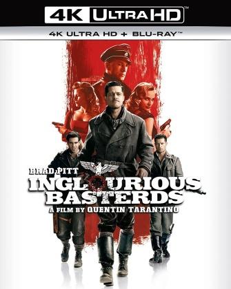 Inglourious Basterds (2009) (4K Ultra HD + Blu-ray)