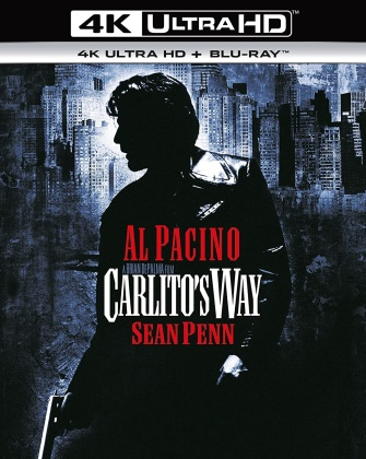 Carlito's Way (1993) (4K Ultra HD + Blu-ray)