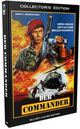Der Commander (1988) (Buchbox, Collector's Edition, Limited Edition)