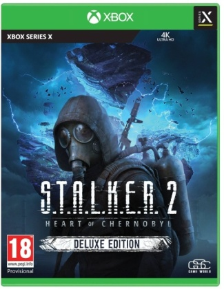 S.T.A.L.K.E.R. 2 Heart of Chernobyl (Ultimate Edition)