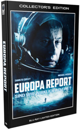 Europa Report (2013) (Buchbox, Collector's Edition, Limited Edition)