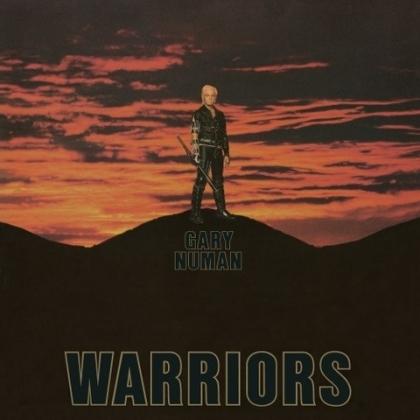 Gary Numan - Warriors (2021 Reissue, LP)
