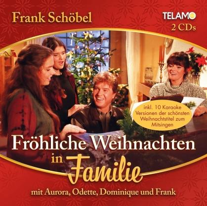 Frank Schöbel - Fröhliche Weihnachten in Familie