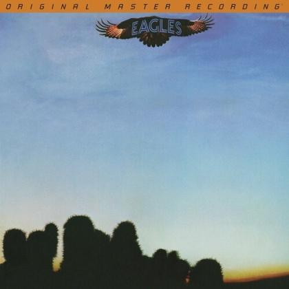 Eagles - --- (2021 Reissue, Mobile Fidelity, Hybrid SACD)