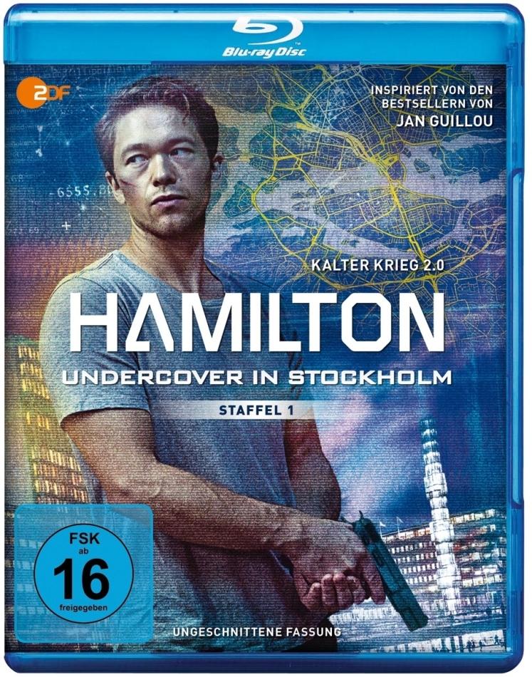 Hamilton - Undercover in Stockholm - Staffel 1 (Uncut, 2 Blu-rays)