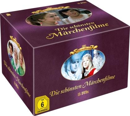 Die schönsten Märchenfilme (15 DVDs)