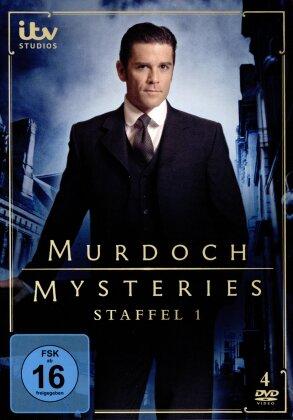 Murdoch Mysteries - Staffel 1 (4 DVDs)