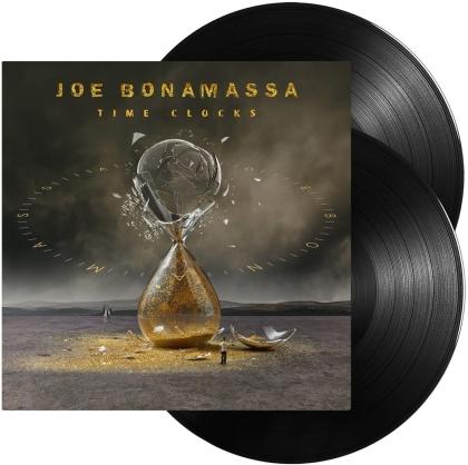 Joe Bonamassa - Time Clocks (Black Vinyl, Limited Edition, 2 LPs)