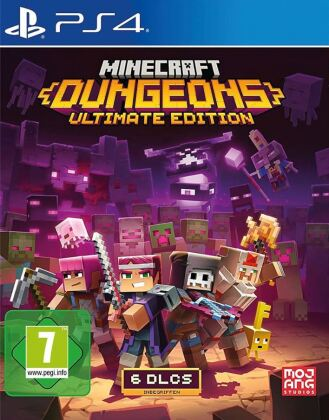 Minecraft Dungeons (Édition Ultime)