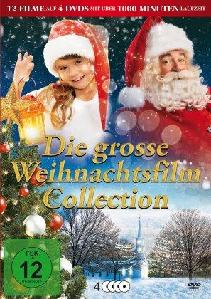 Die grosse Weihnachtsfilm Collection - 12 Filme (4 DVDs)